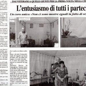 2002 Veroli La Provincia luglio 2002.