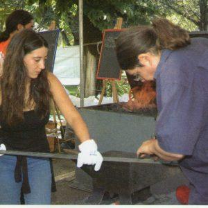 2005 Stia forgiatura