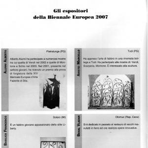 2007 Stia Catalogo