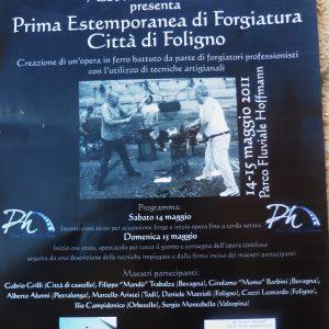 2011 Foligno Manifesto