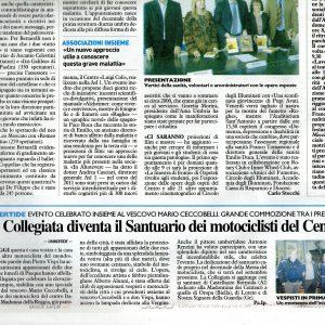 2012 Umbertide La Nazione 11 Aprlile 2012