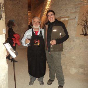 2013 Citta di Castello maestro di cerimonie