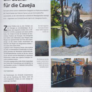 2019 Savignano Articolo Hefaistos