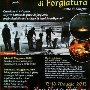2012 Foligno Manifesto
